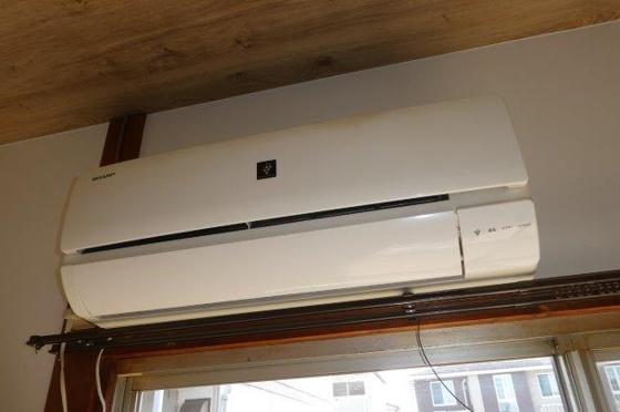 設備エアコン(和室)