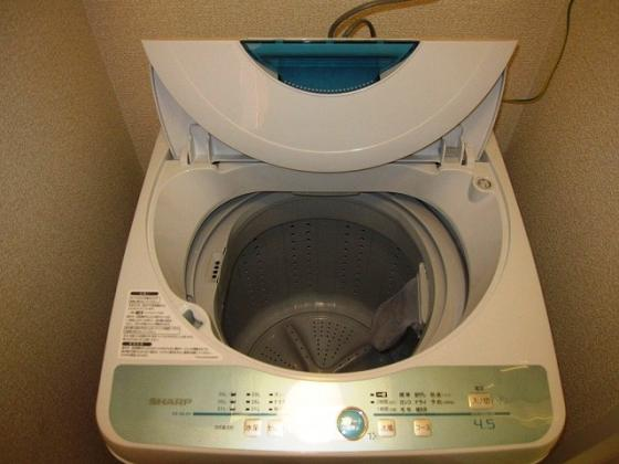 洗面所洗濯機
