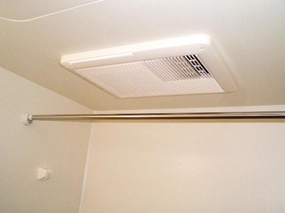 設備浴室乾燥機