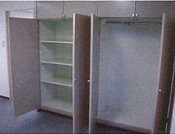 設備収納スペース