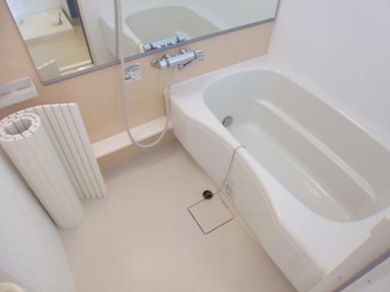 浴室追い焚きバス