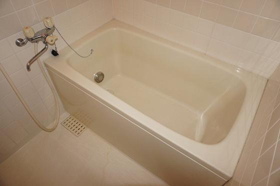 浴室追い焚き機能付