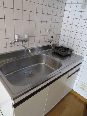 キッチンお料理しやすいキッチンです