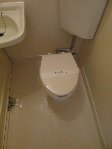 トイレコンパクトで使いやすいトイレです