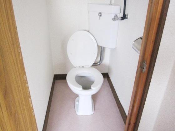 トイレ別号室の参考写真です