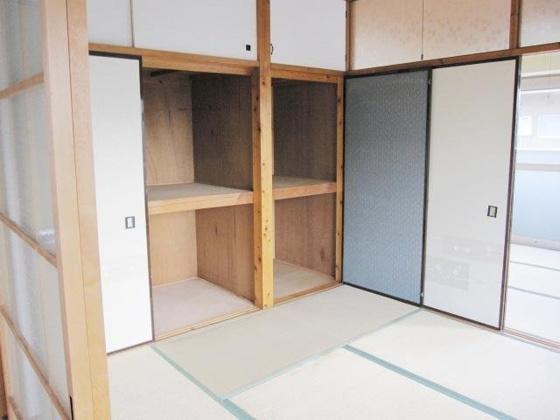 収納別号室の参考写真です