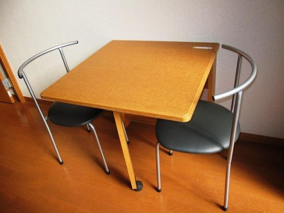 設備折りたたみ式テーブル