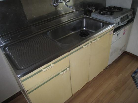 キッチン※写真は以前のものです。