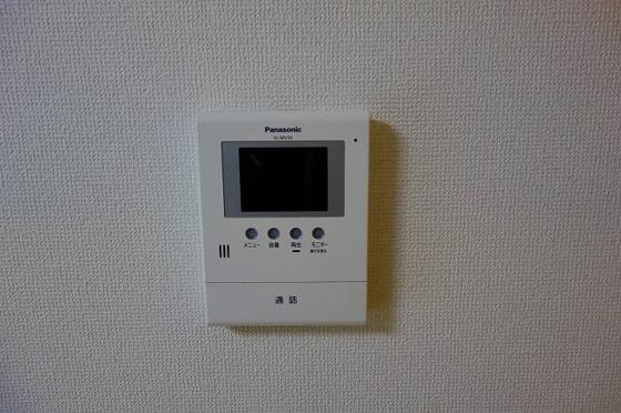 設備TVモニター付きインターホン