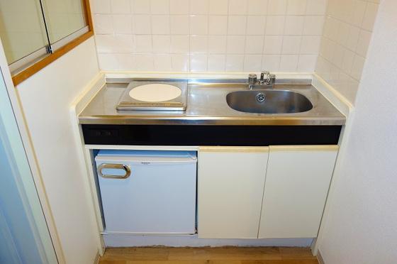 キッチン1口IHコンロ