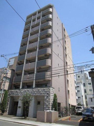 その他外観 平成18年3月建築のキレイなマンションです。大阪メトロ千日前線・今里筋線 今里駅まで徒歩4分、JR環状線 玉造駅まで徒歩10分の好立地です。