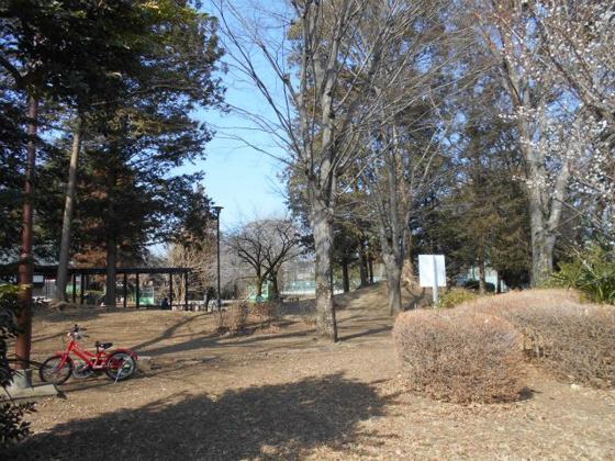 周辺■諏訪町公園 ー徒歩5分
