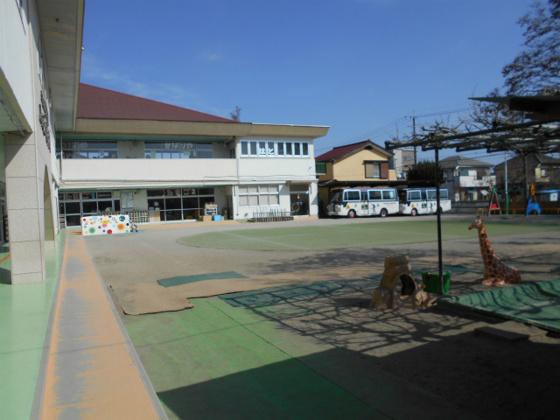 周辺■桑の実幼稚園ー徒歩5分