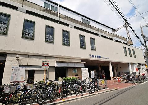 その他近鉄南大阪線 針中野駅まで徒歩7分です