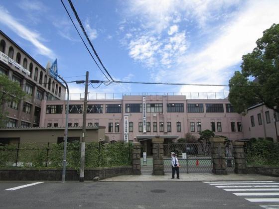 その他あべの翔学高等学校まで約50mです