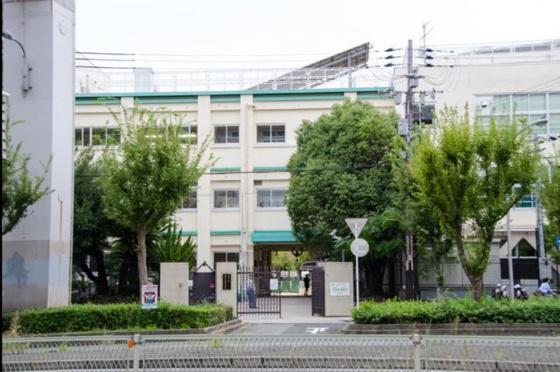 その他大阪教育大学付属天王寺小学校まで約745mです