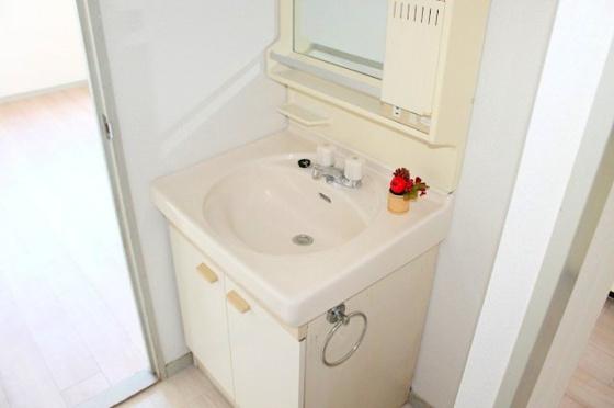 独立洗面台別室参考写真