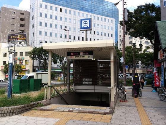 その他大阪メトロ千日前線・谷町線 谷町九丁目駅まで徒歩5分です