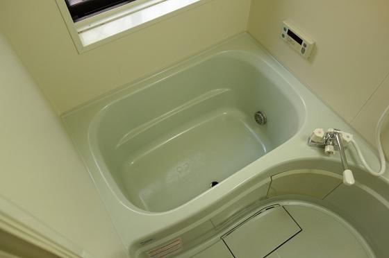 浴室追い炊き機能付きです