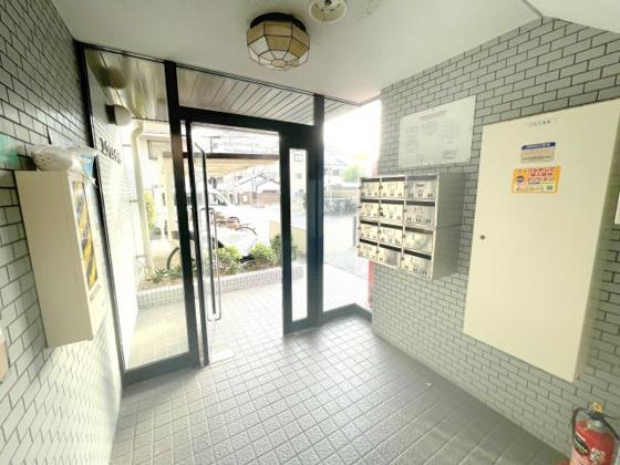 玄関※内観写真は同型103号(2021.2)撮影分使用・準備中