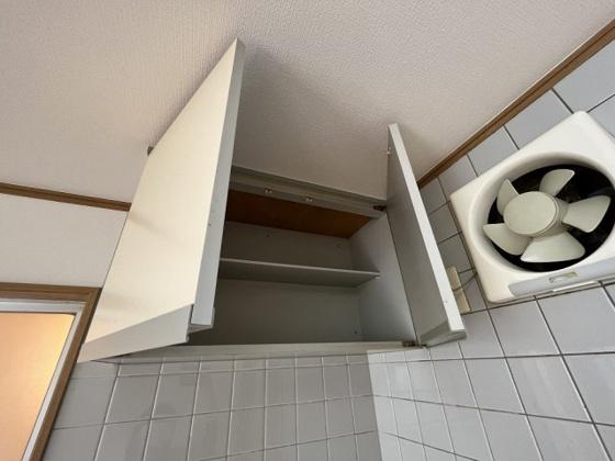 その他キッチン上部収納