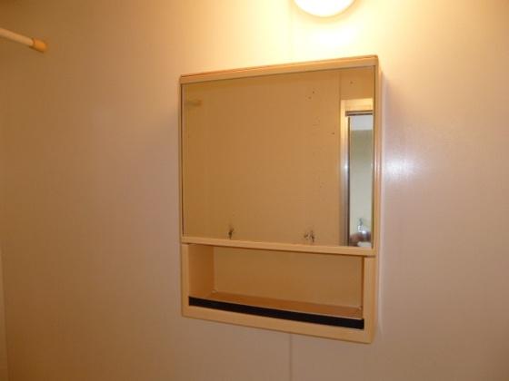浴室浴室鏡収納