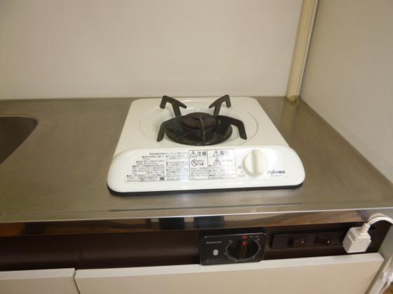 キッチン1口ガスコンロ