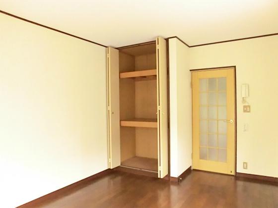 洋室収納スペース