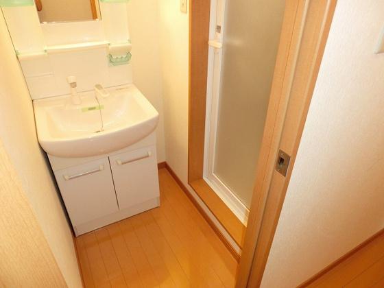 独立洗面所、バスルーム
