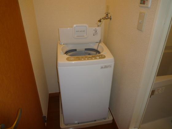 その他洗濯機置場