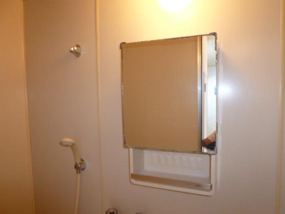 洗面所浴室内洗面鏡