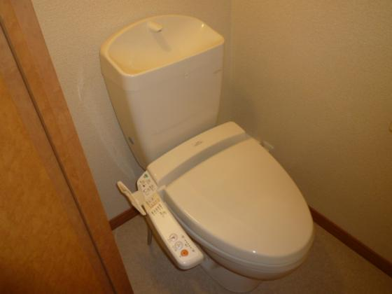 トイレシャワー付きトイレ