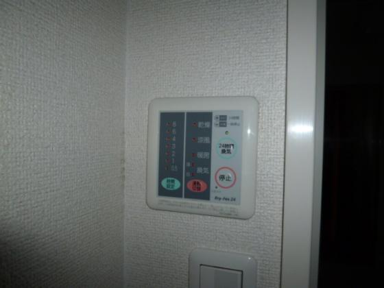 浴室浴室乾燥機リモコン