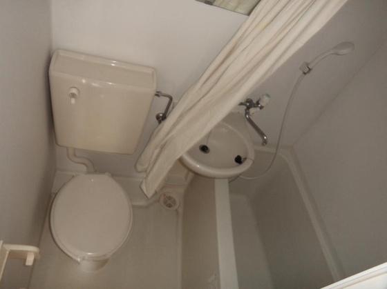 浴室ドミール青山 ユニットバス・トイレ