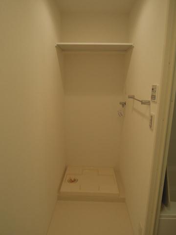設備ニュー信濃町ハイツ 室内洗濯機置場