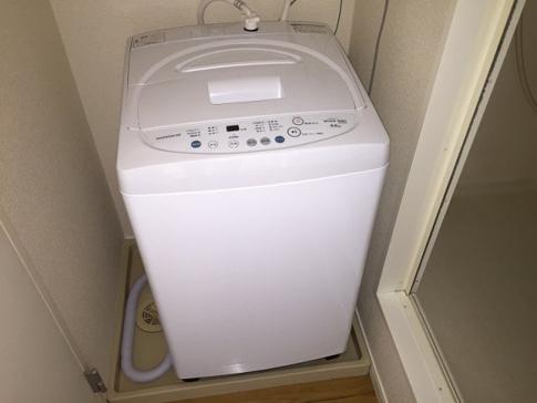 設備洗濯機