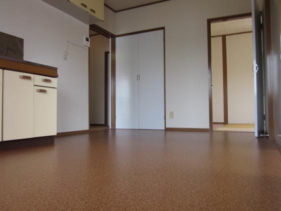 居間現在の写真です。