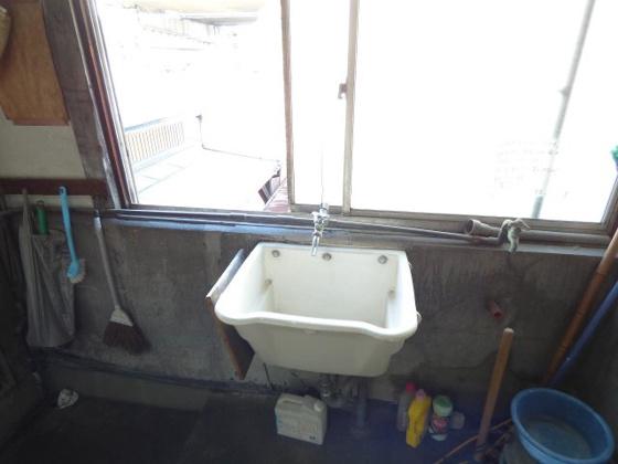 浴室お風呂はありません。