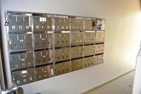 その他各部屋毎のメールボックスです。