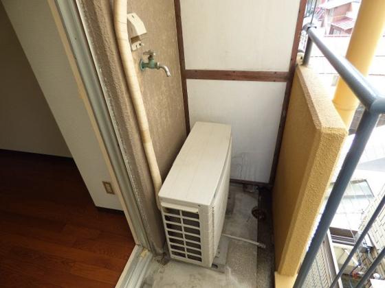 その他洗濯機はこちらへ設置可能。