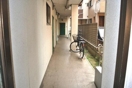 その他1階共有部分の通路になります。