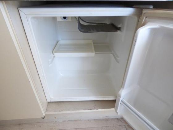 設備ミニ冷蔵庫が完備されています。