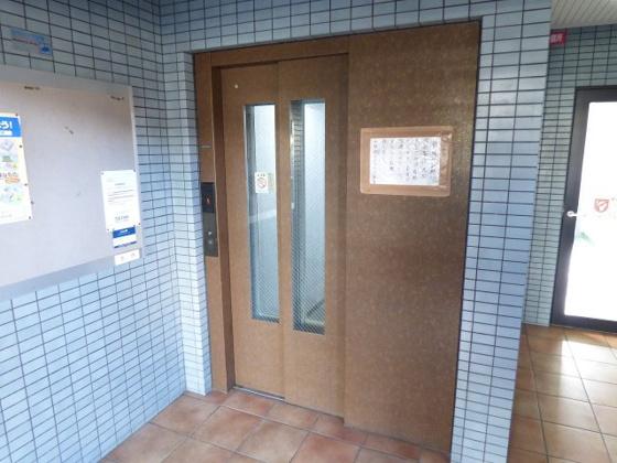 その他エレベーターも完備しています。