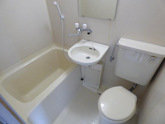 その他キレイなバスルームです。