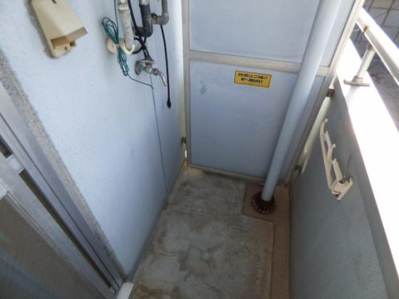 その他洗濯機はバルコニーに設置可能です。