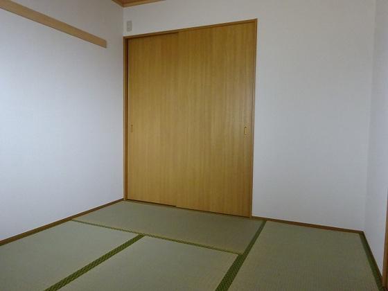 和室6畳の和室