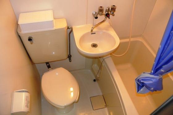 その他清潔感のあるバスルーム。