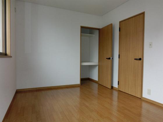 洋室北側7帖洋室その2