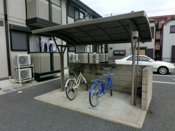 設備駐輪場