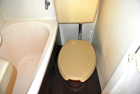 トイレお手入れが簡単に出来ます。